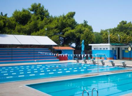 Спортивные сборы в Греции