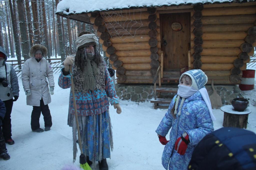 В Великий Устюг к Деду Морозу на Зимнем Экспрессе из СПб