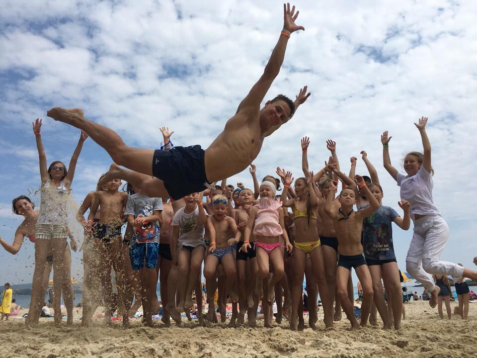 детский лагерь в Болгарии Начало 2019 на Черном море в Китене Грин Парк Green Park Программа Интересные Смены